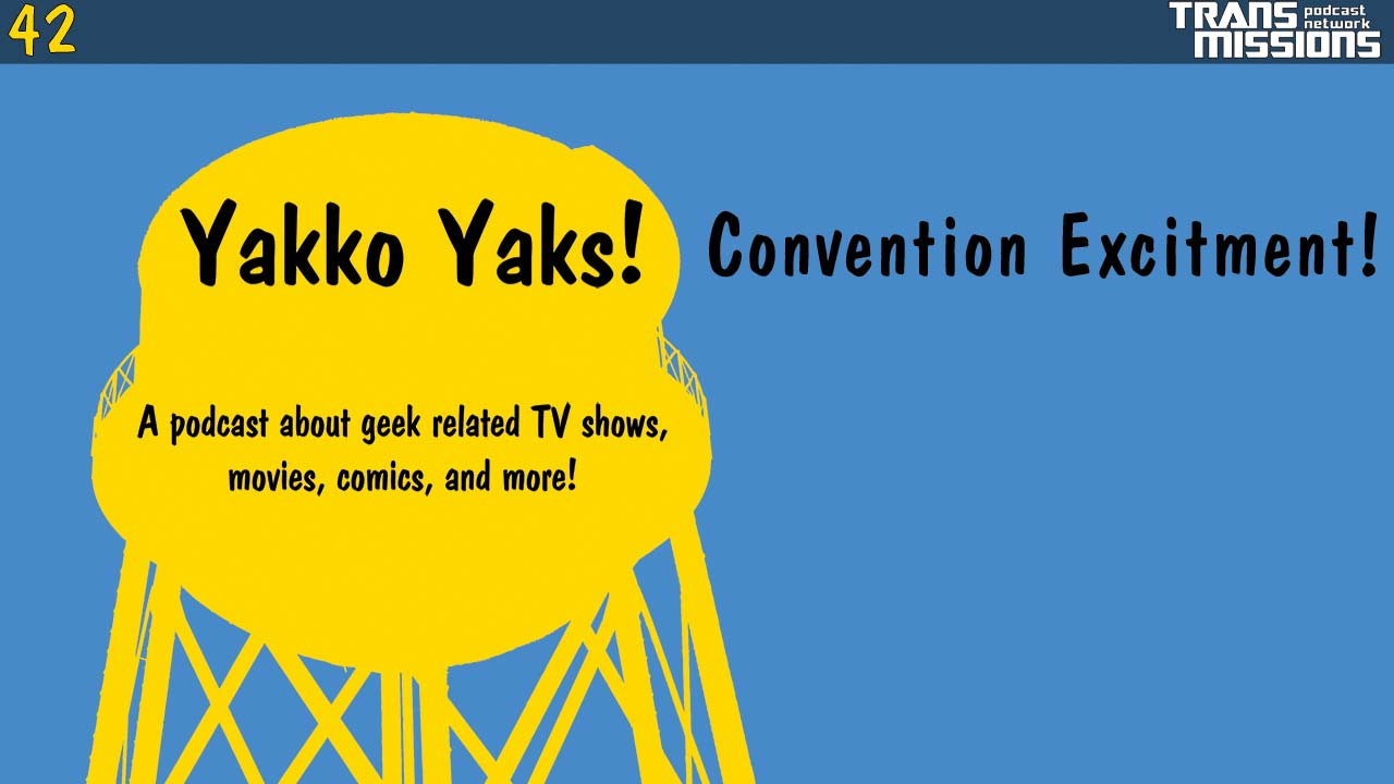 Convention Excitement! (Fixed)
