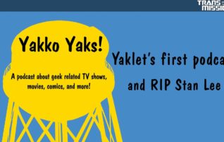 Yaklet's First Podcast